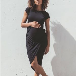 Boob Design Emma Maternity & Nursing Dress
